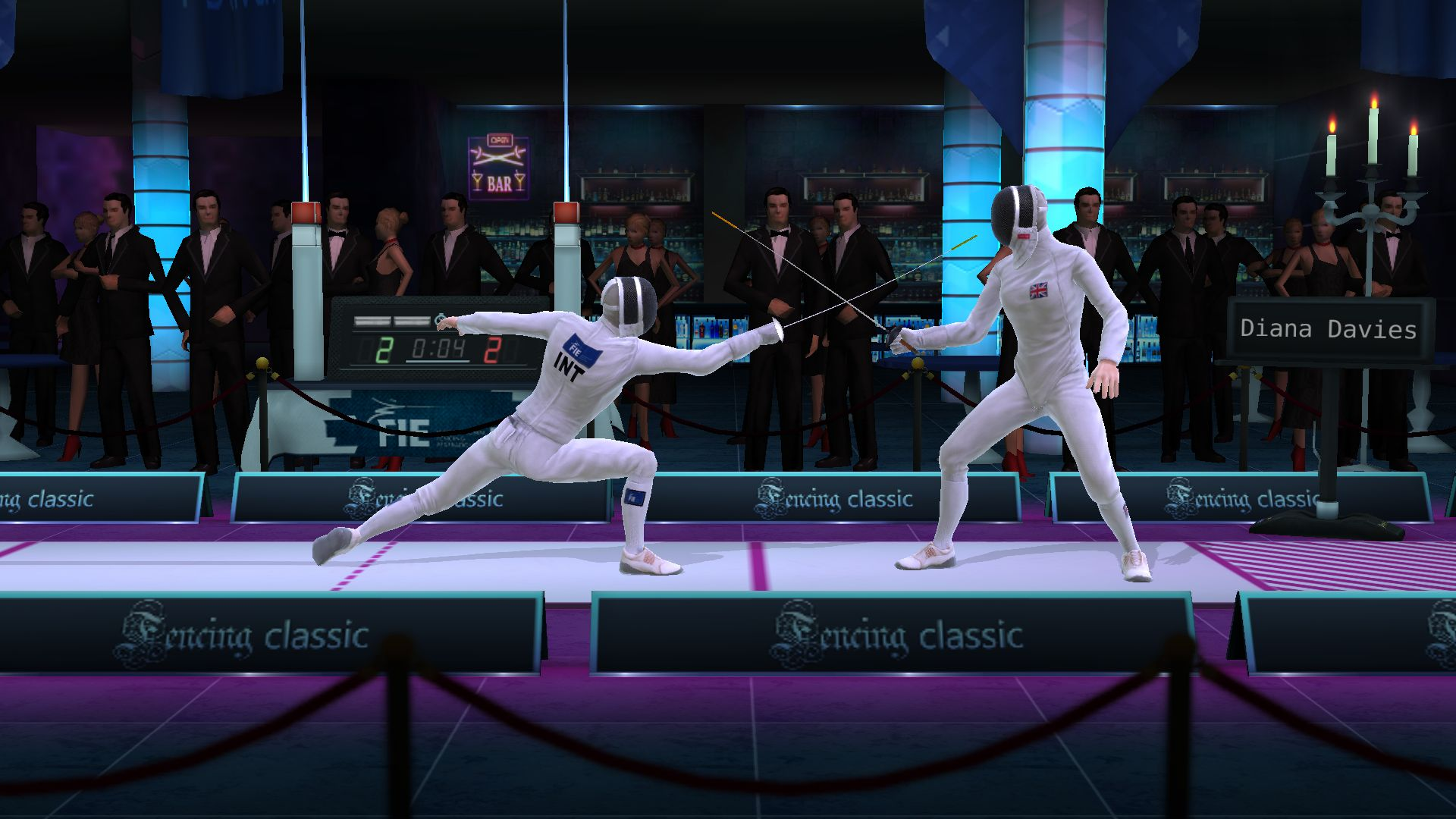 Fencing jpg picture