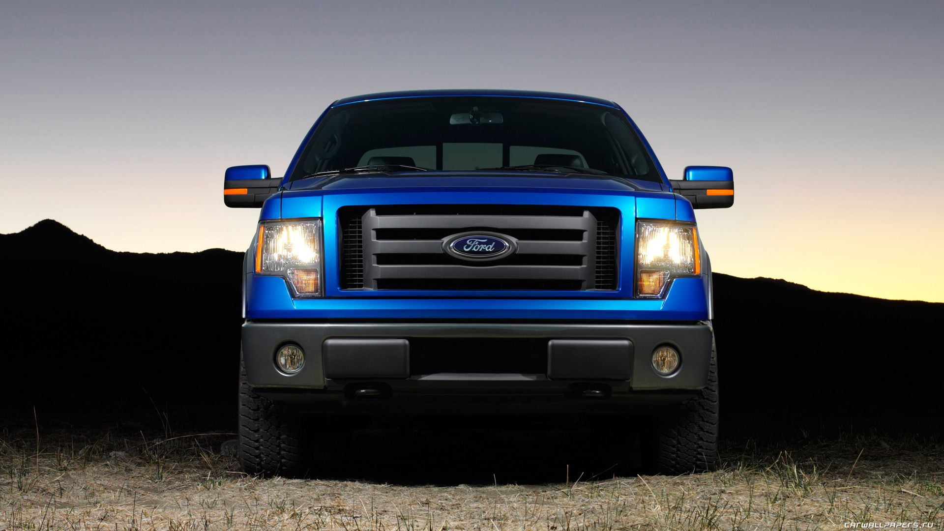 Ford F150 hd desktop