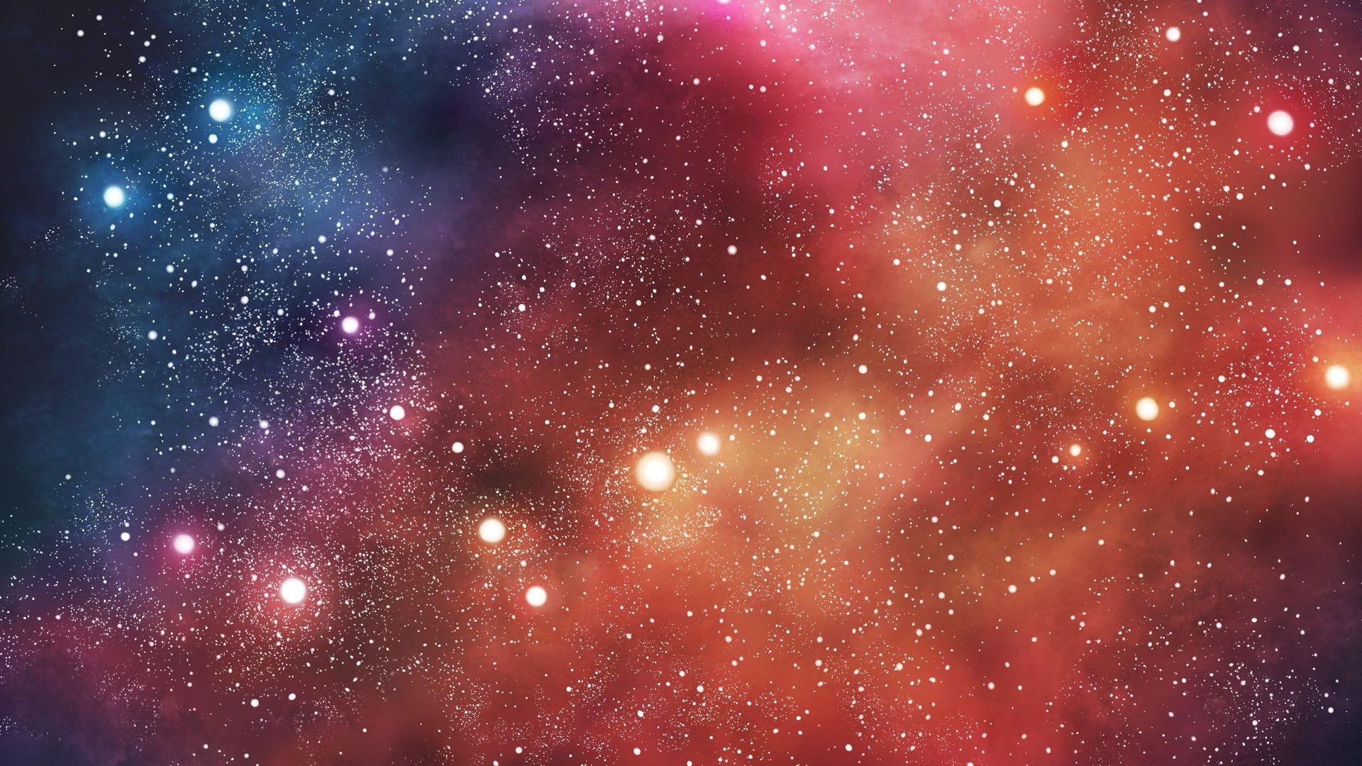 Free Space Background jpg