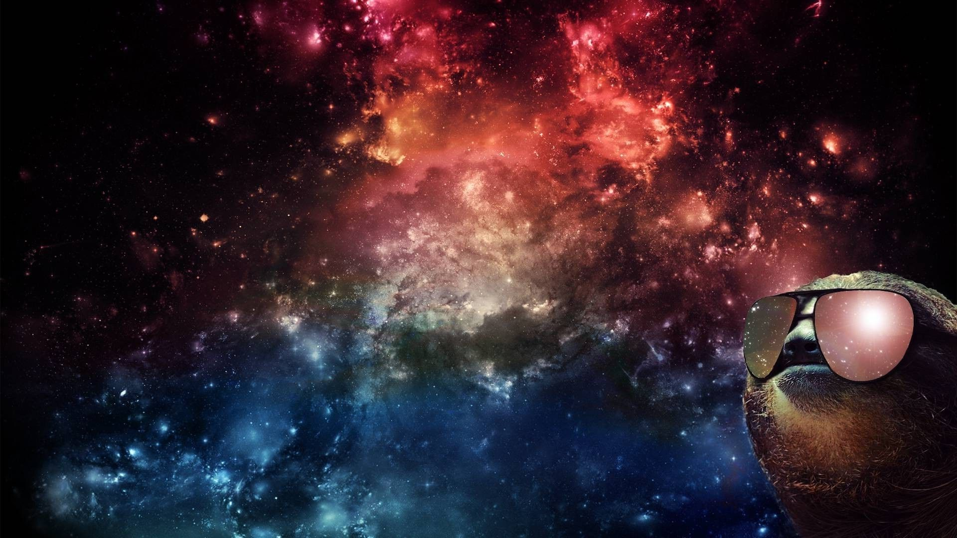 Free Space Background laptop wallpaper