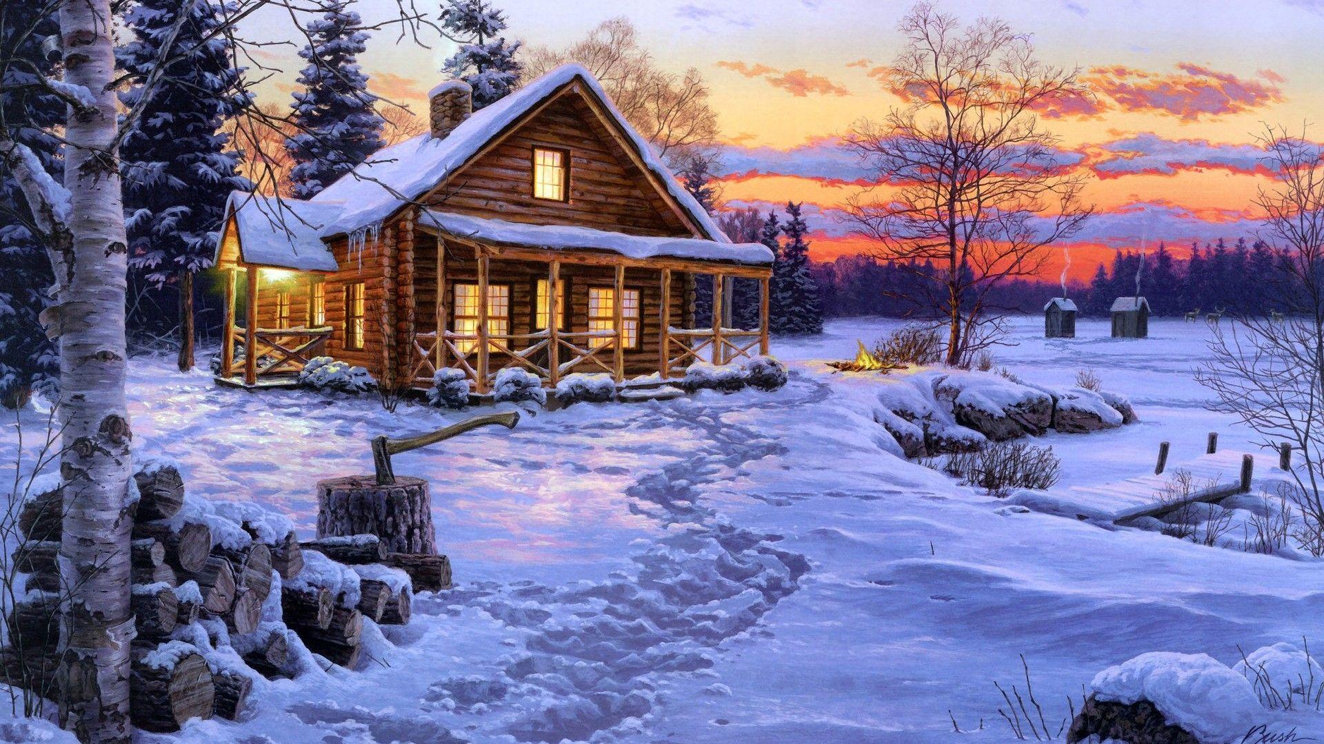 Free Winter full hd image
