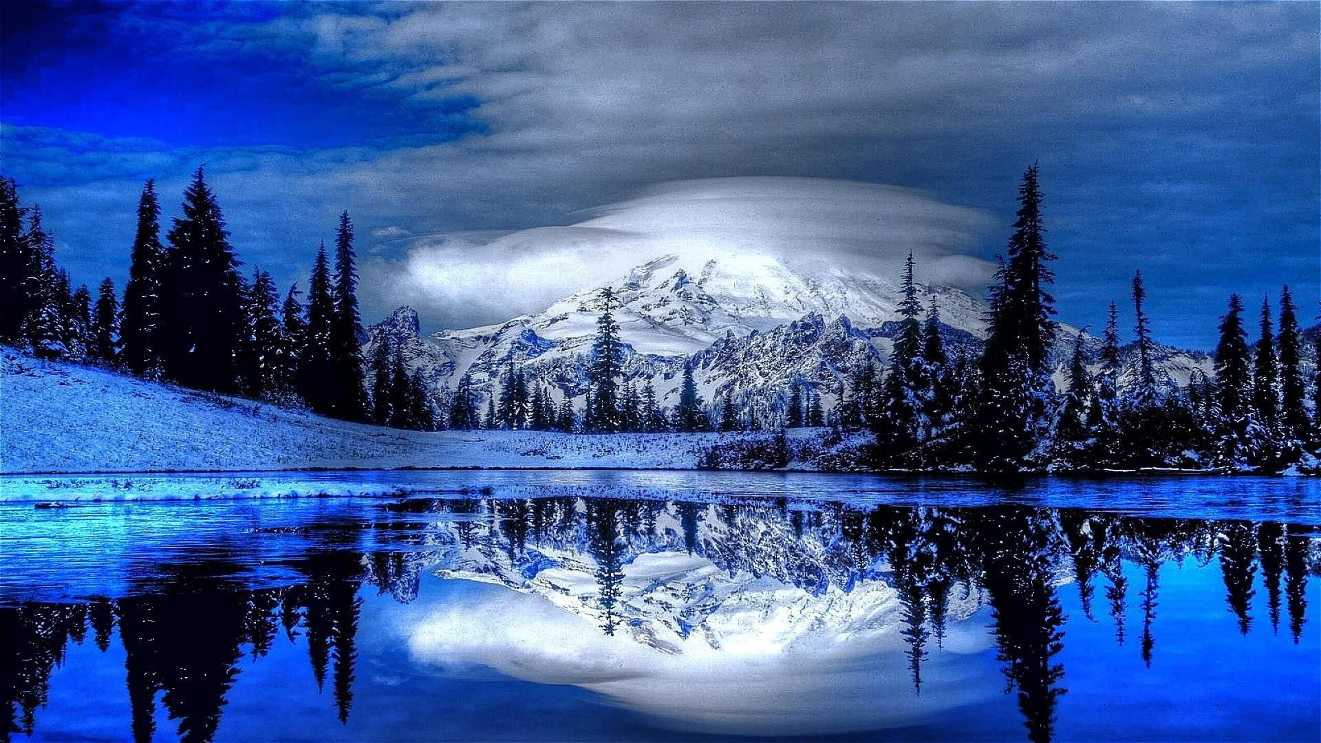 Free Winter 1080p wallpaper