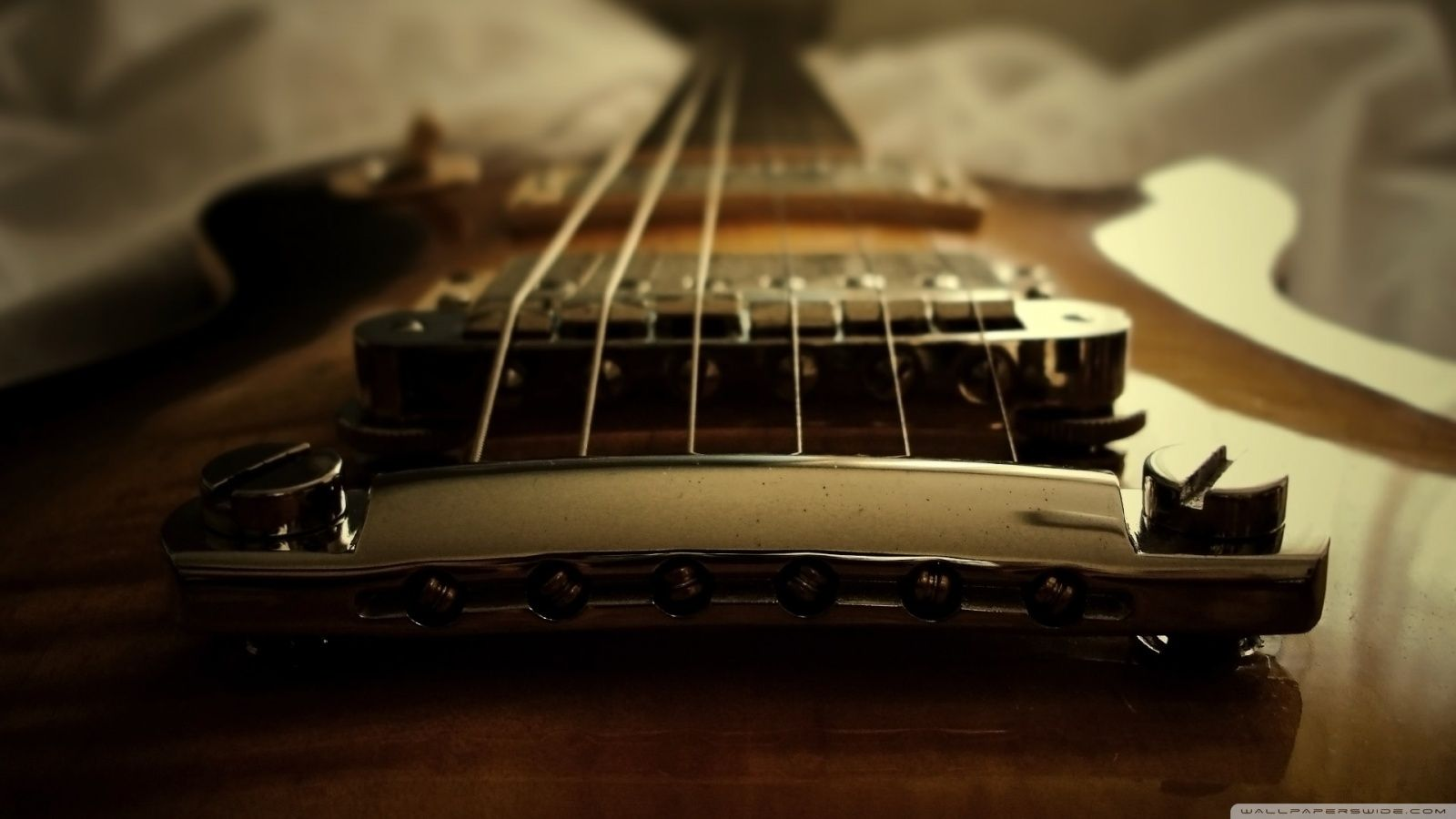 Gibson Les Paul Wallpaper