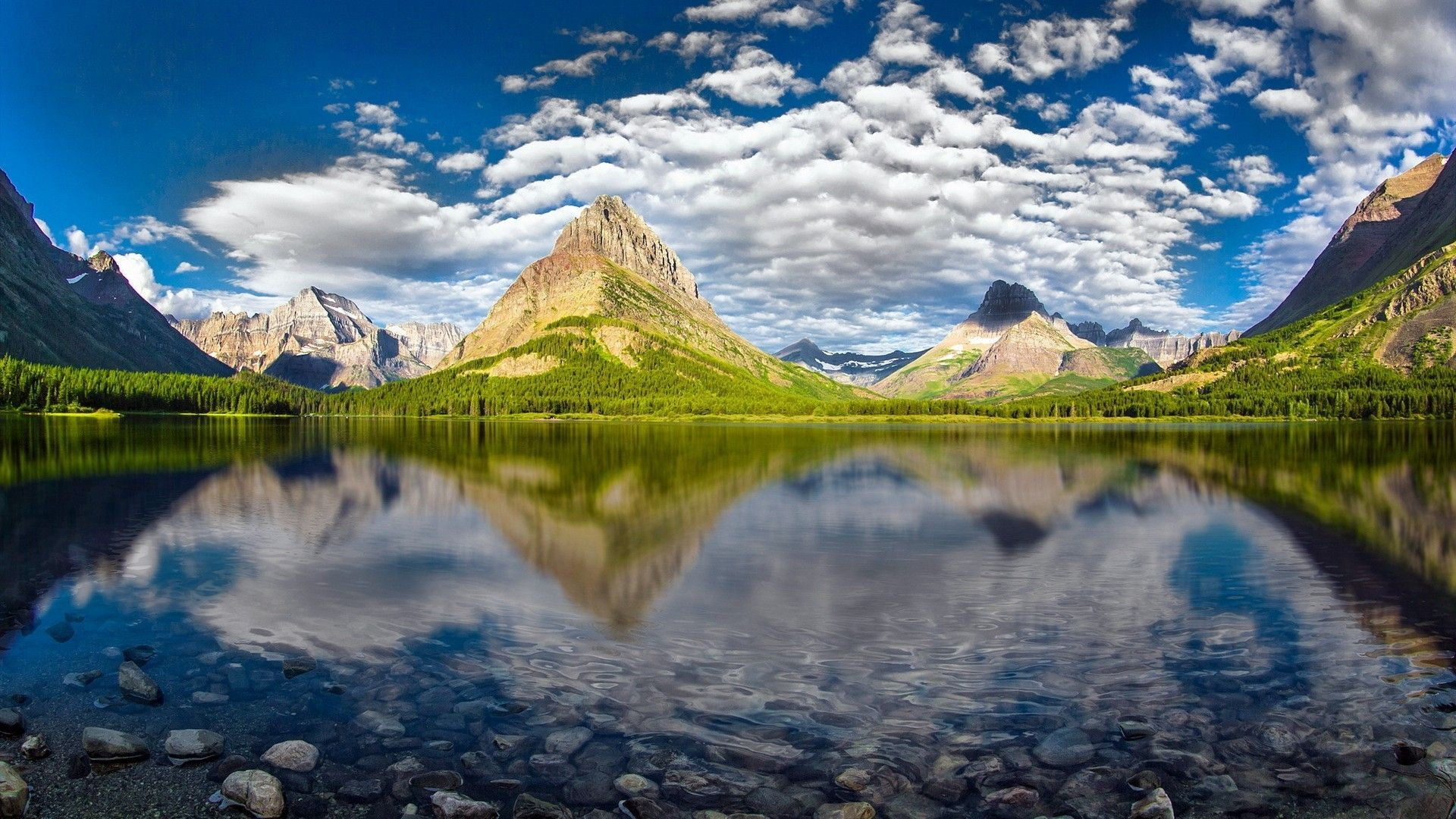 Glacier National Park desktop
