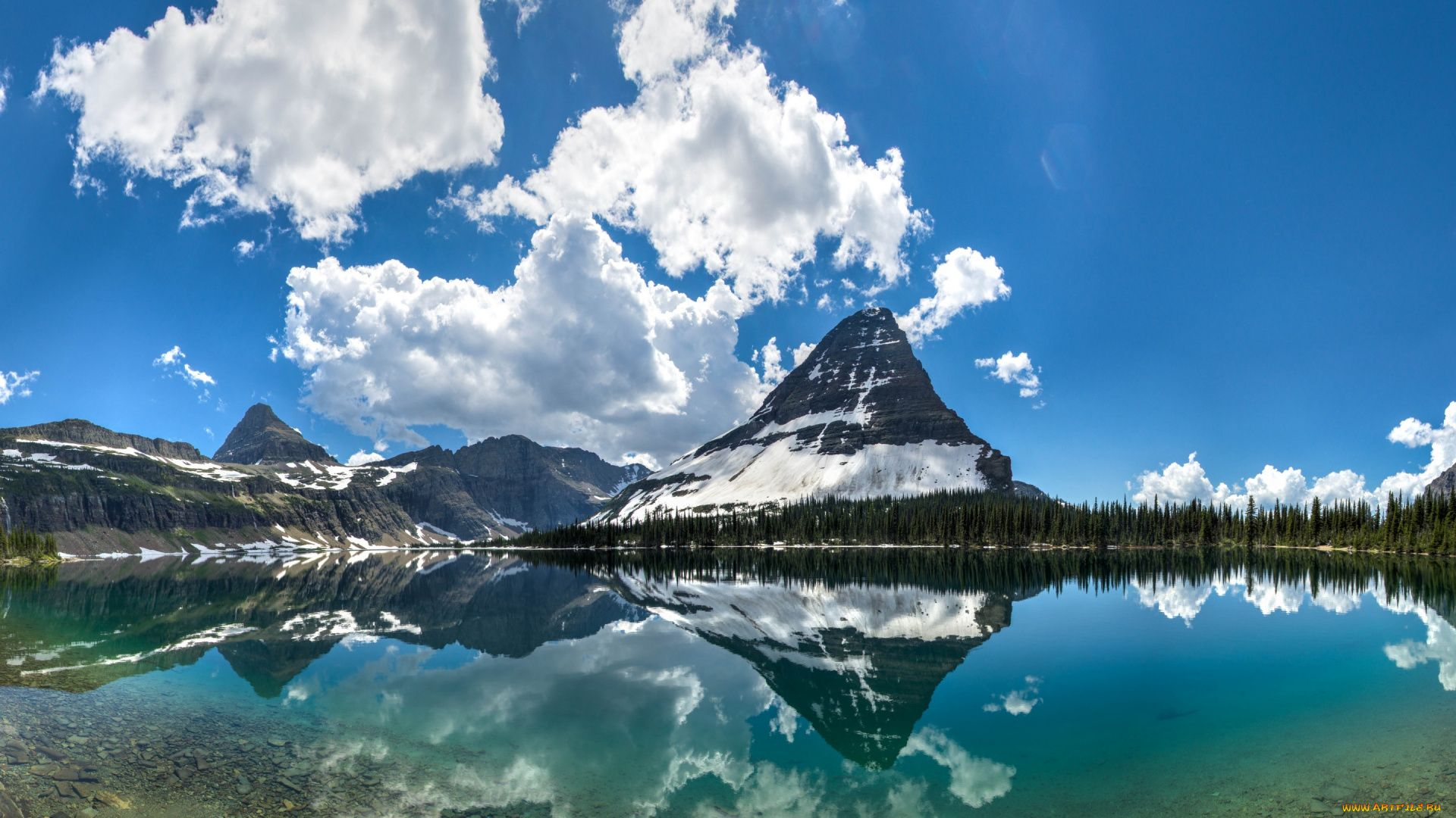 Glacier National Park free