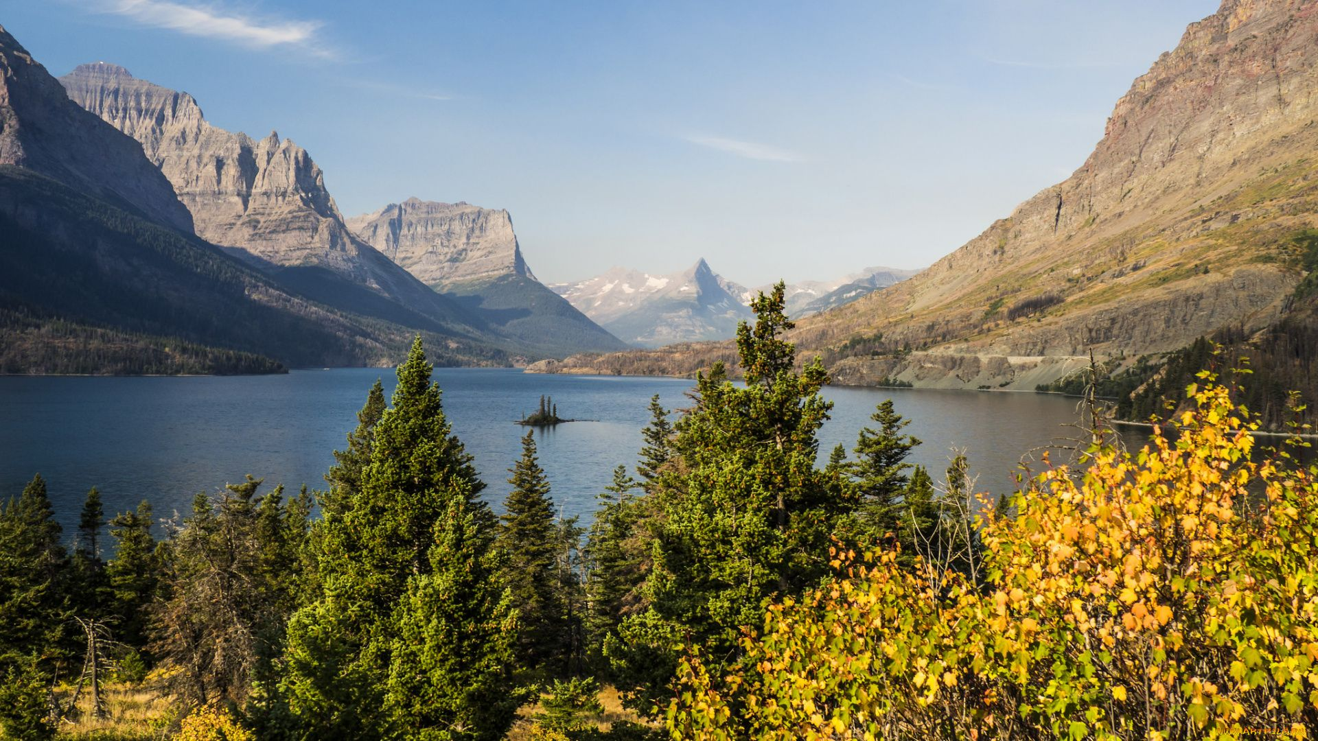 Glacier National Park hd