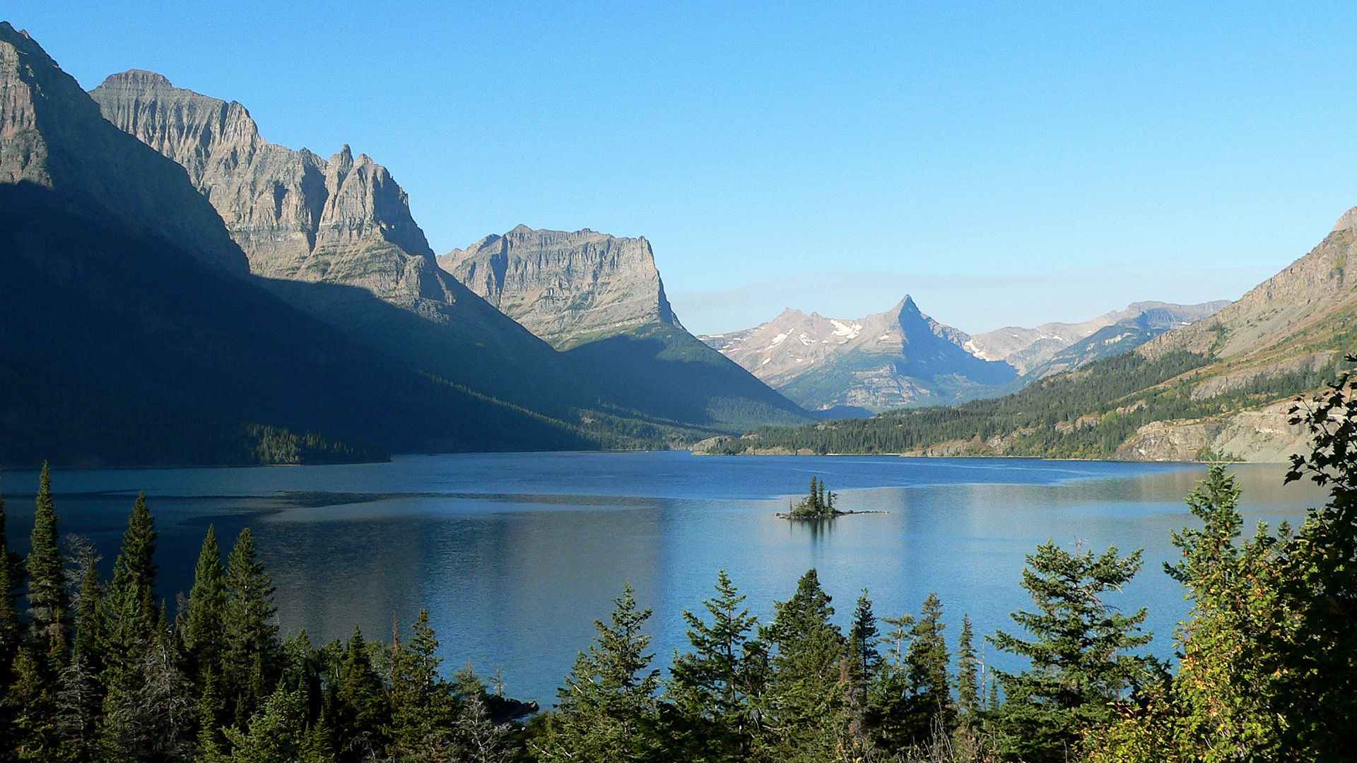 Glacier National Park wallpaper download