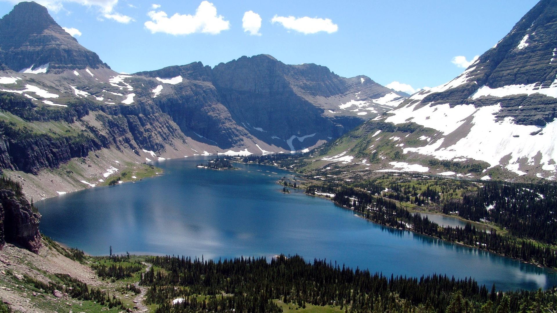 Glacier National Park hd picture