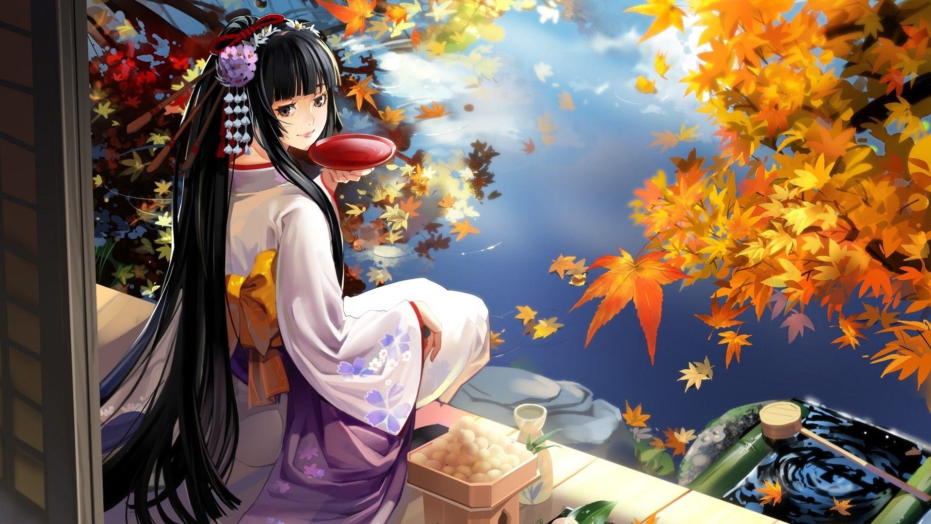 Hd Anime laptop background