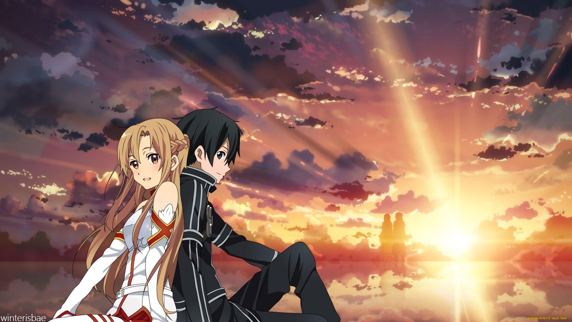 Hd Anime background image