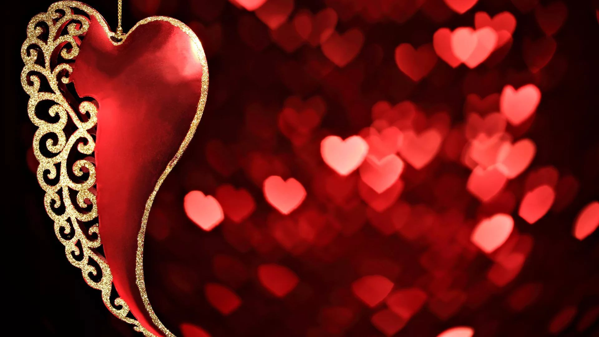 Heart wallpaper pc