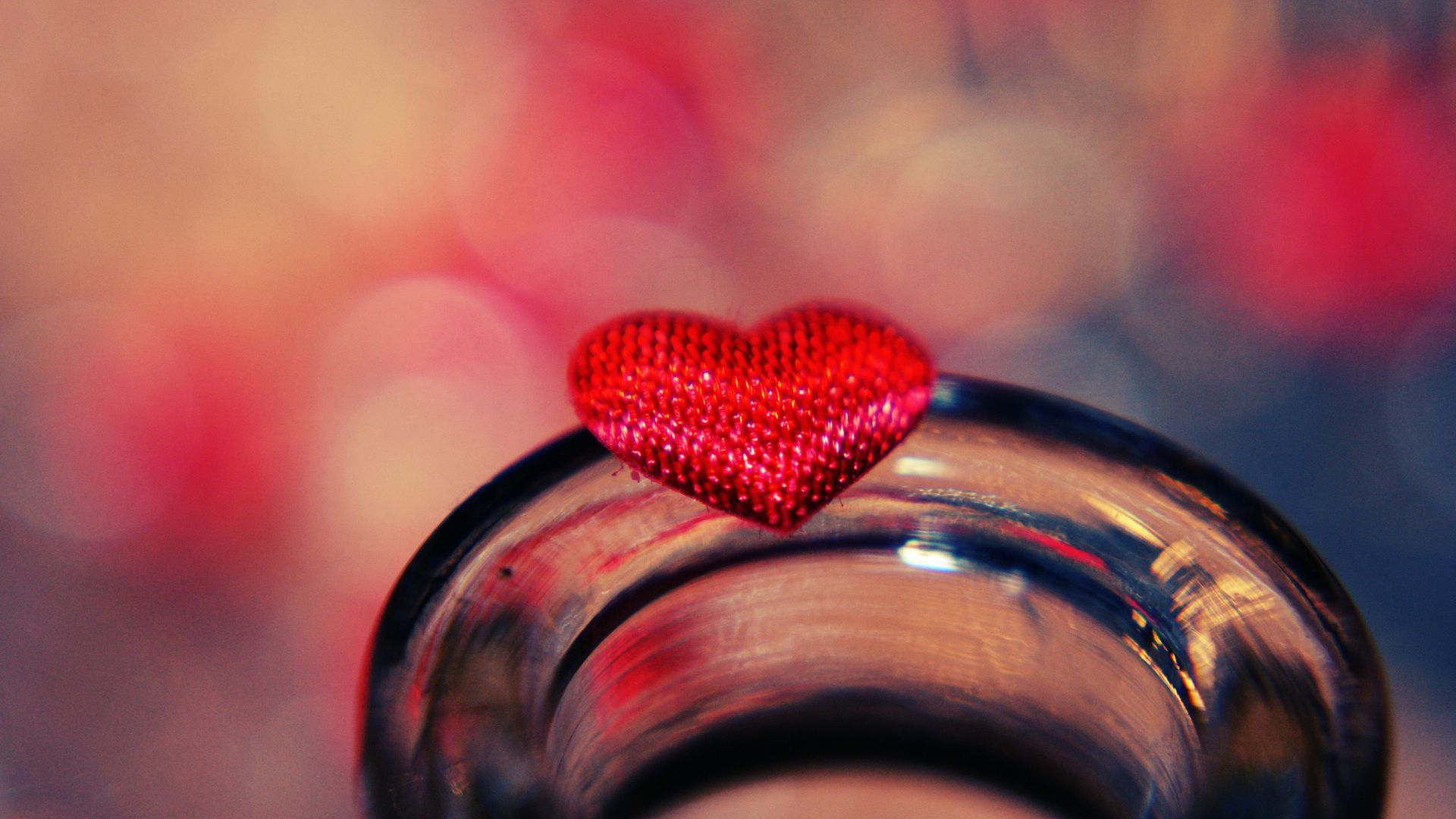 Heart desktop