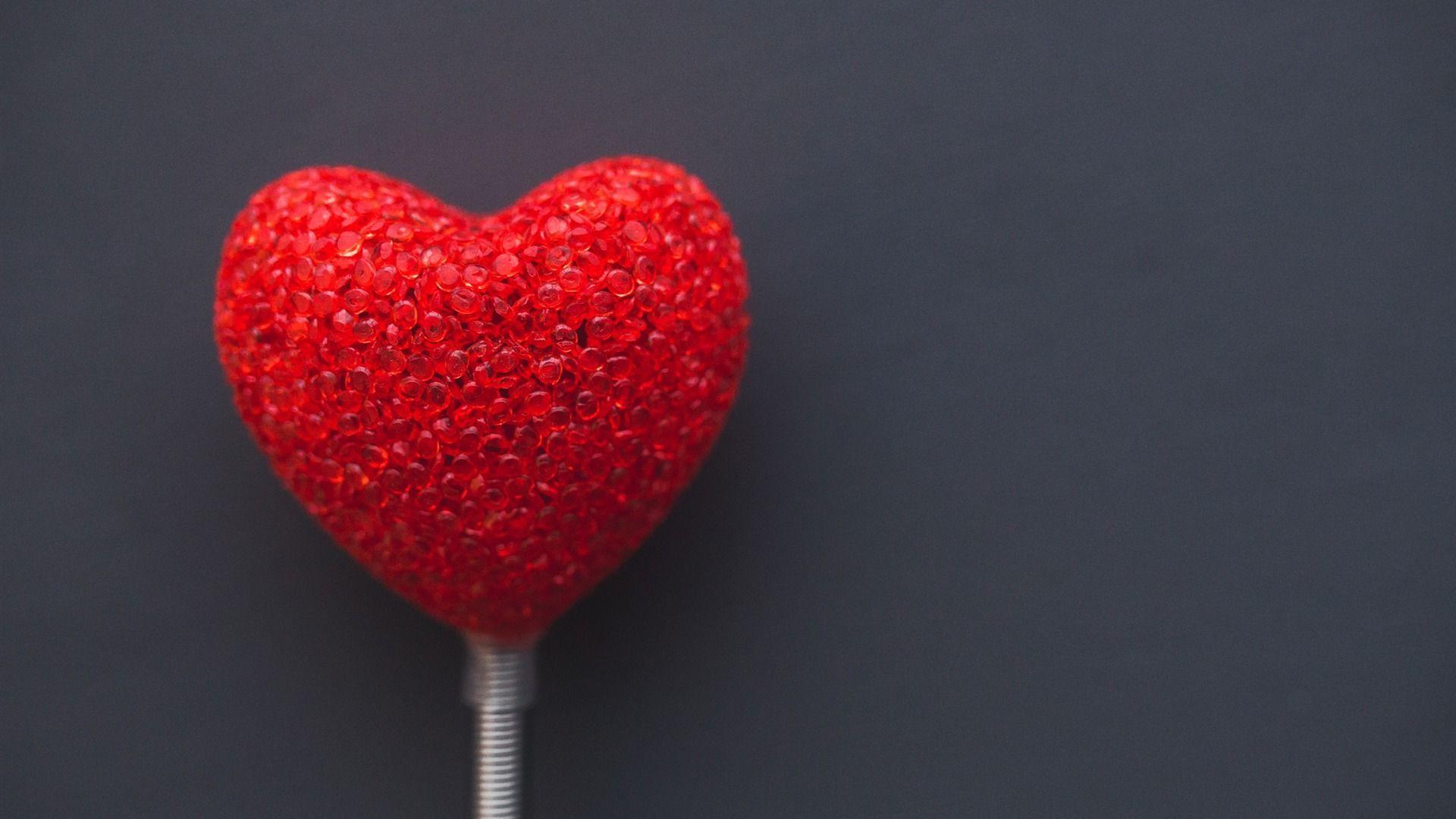 Heart background wallpaper
