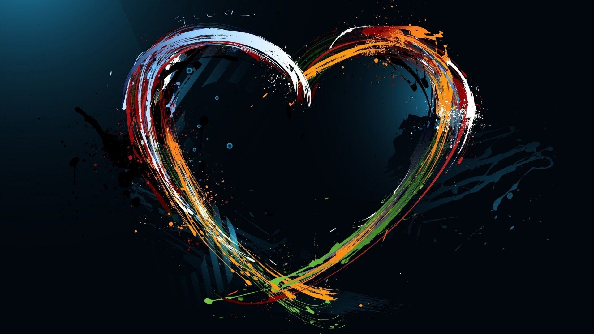 Heart nice wallpaper