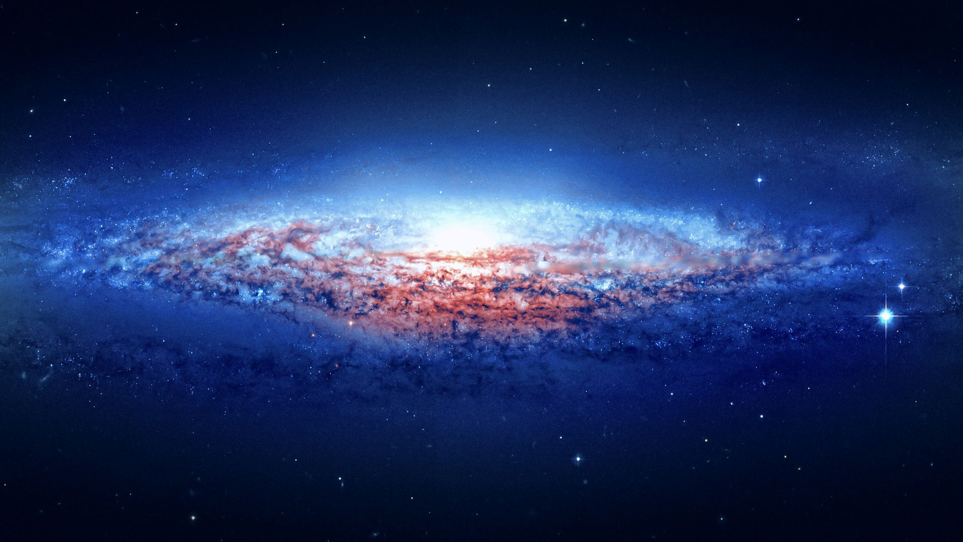 High Resolution Space Image wallpaper for laptop