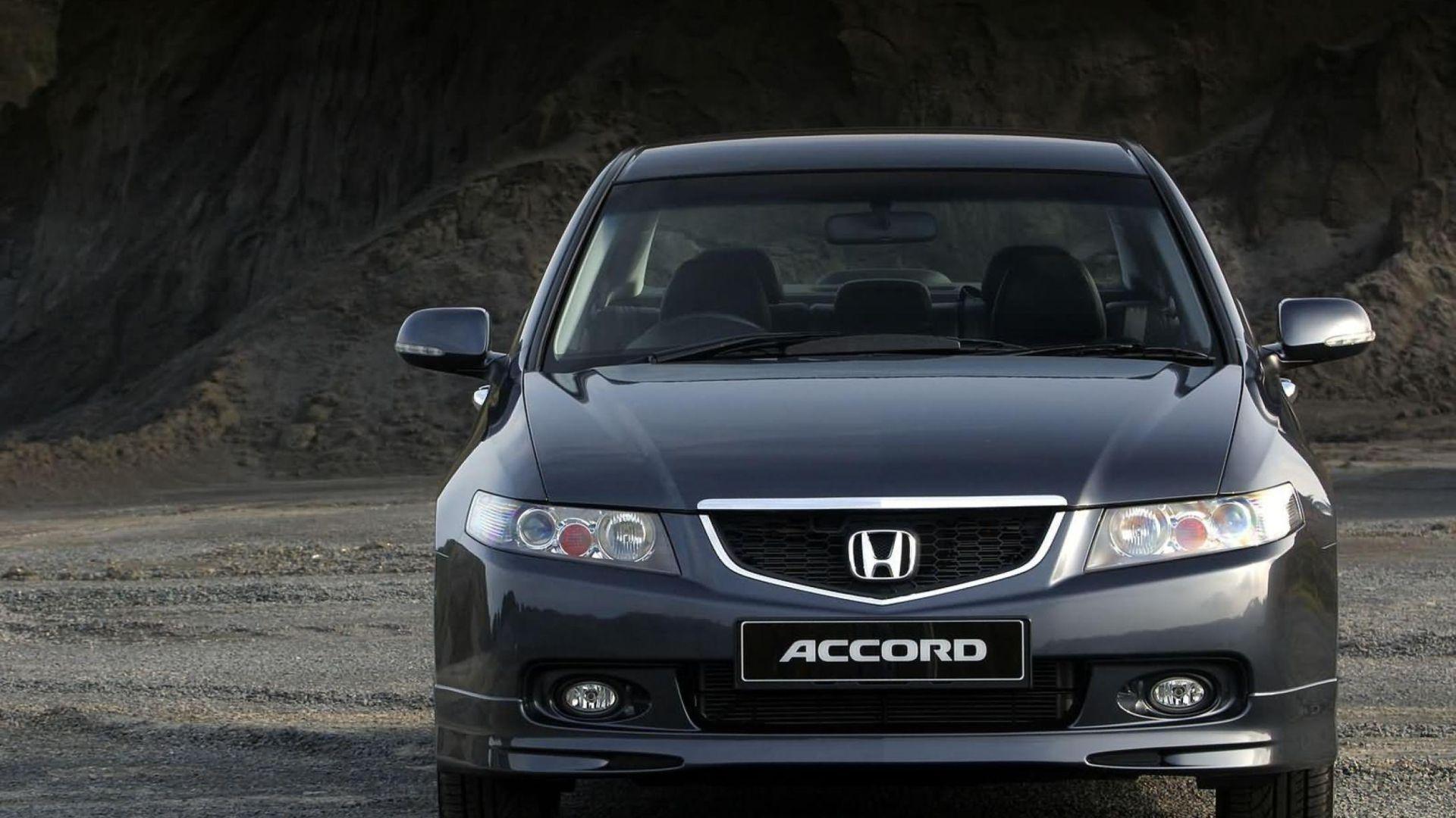 Honda Accord hd