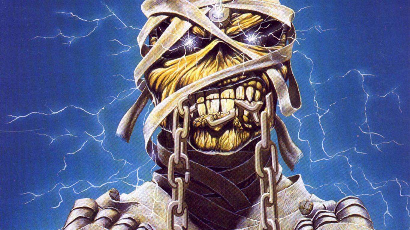 Iron Maiden Wallpaper Iphone