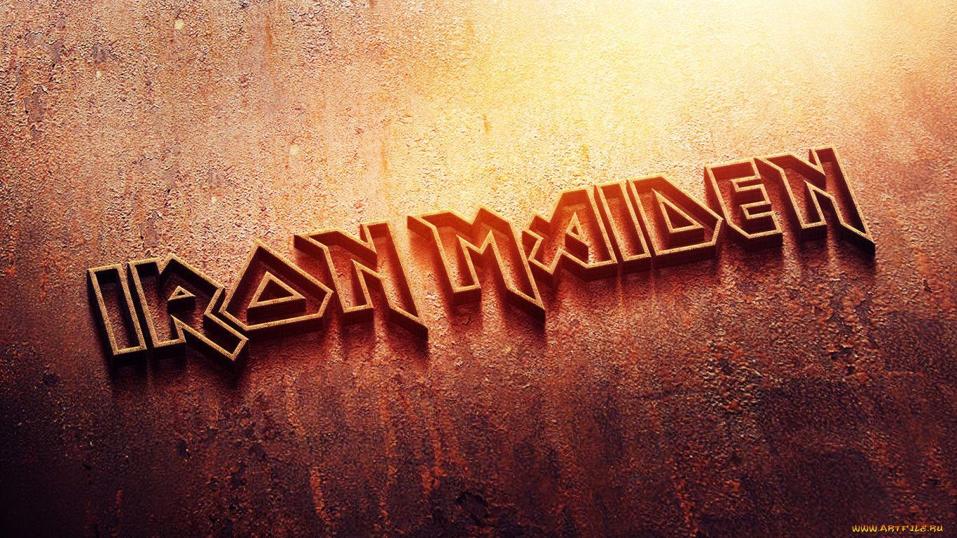 Iron Maiden Wallpaper Logo