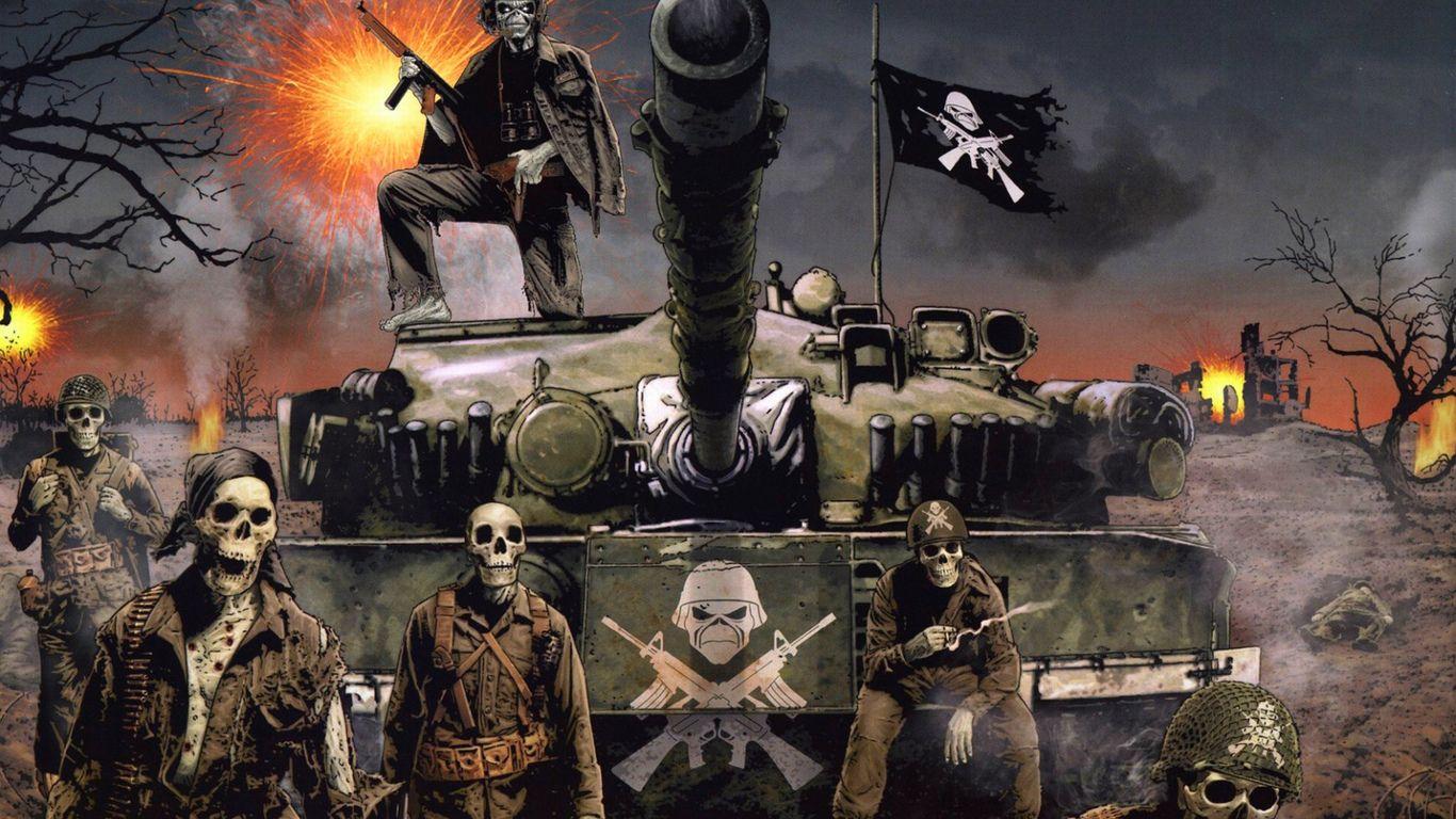 Iron Maiden Wallpaper