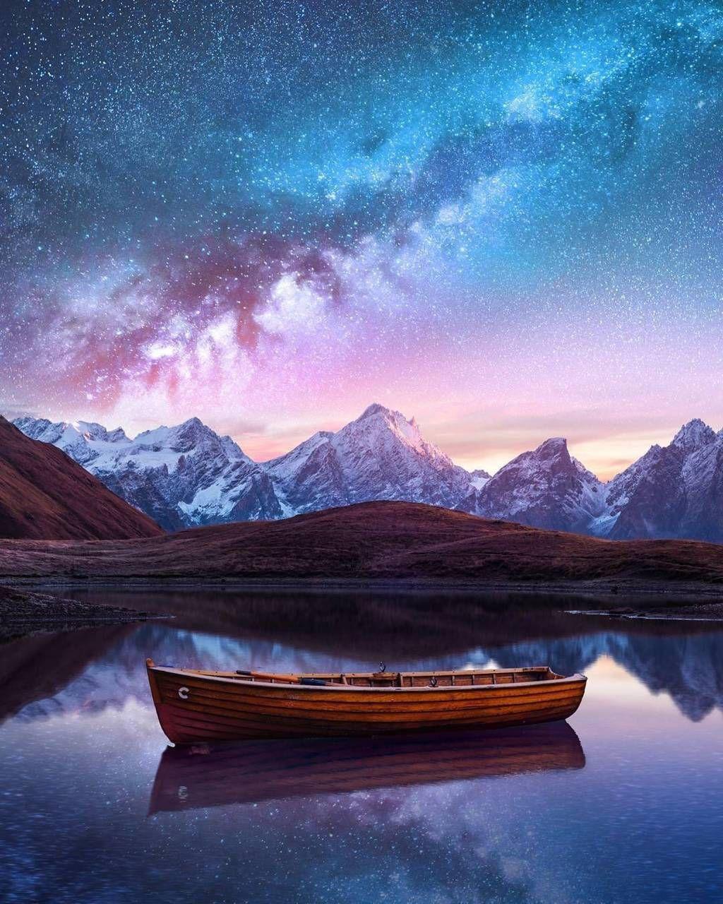 Lake Mountain Stars