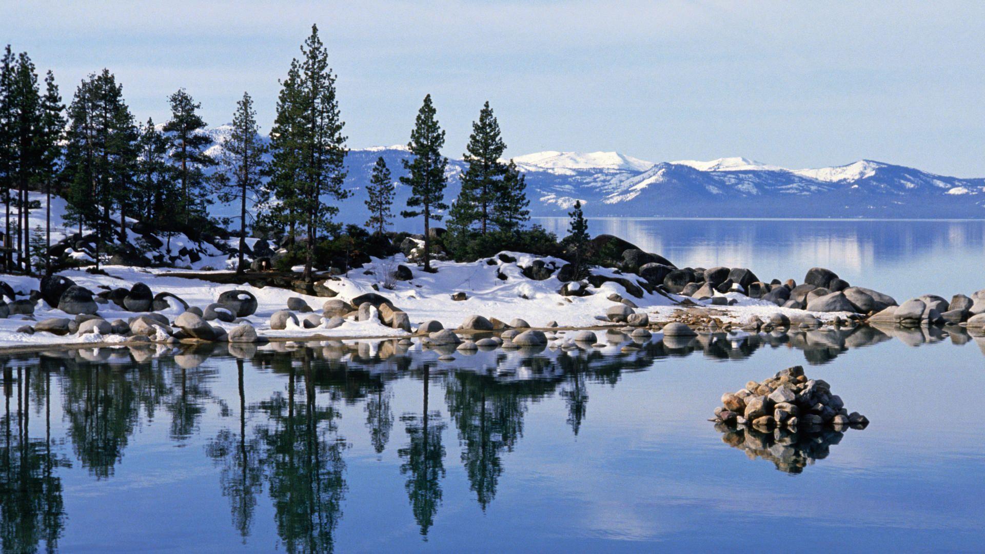 Lake Tahoe wallpaper free