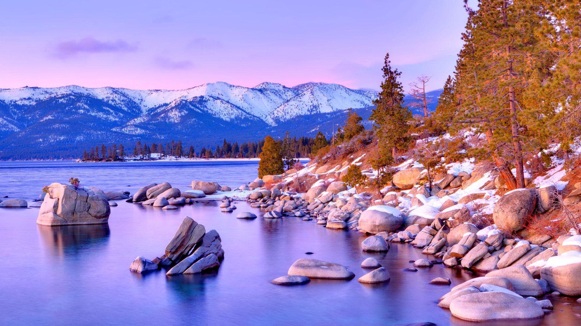 Lake Tahoe wallpaper picture
