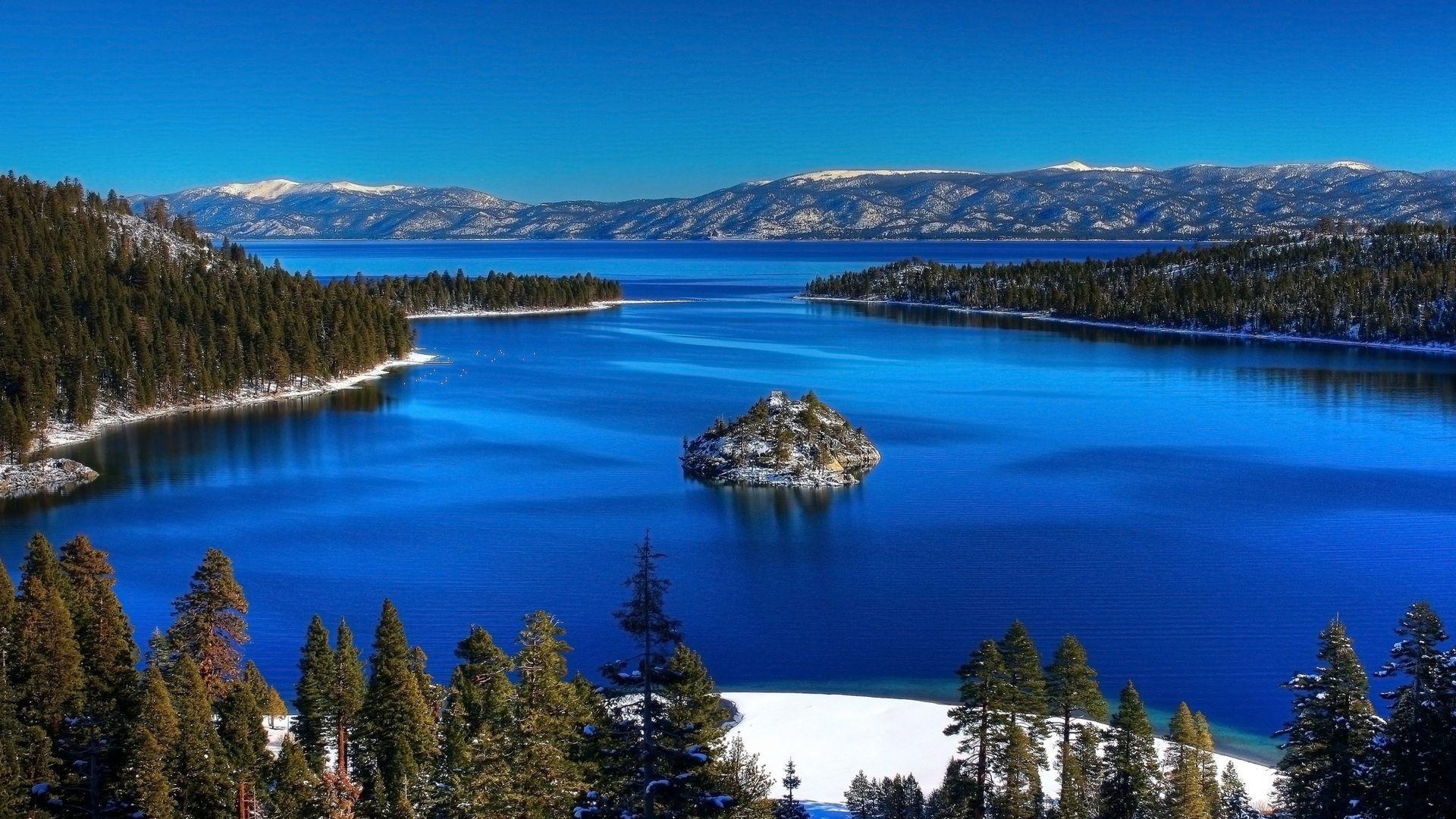 Lake Tahoe wallpaper pc