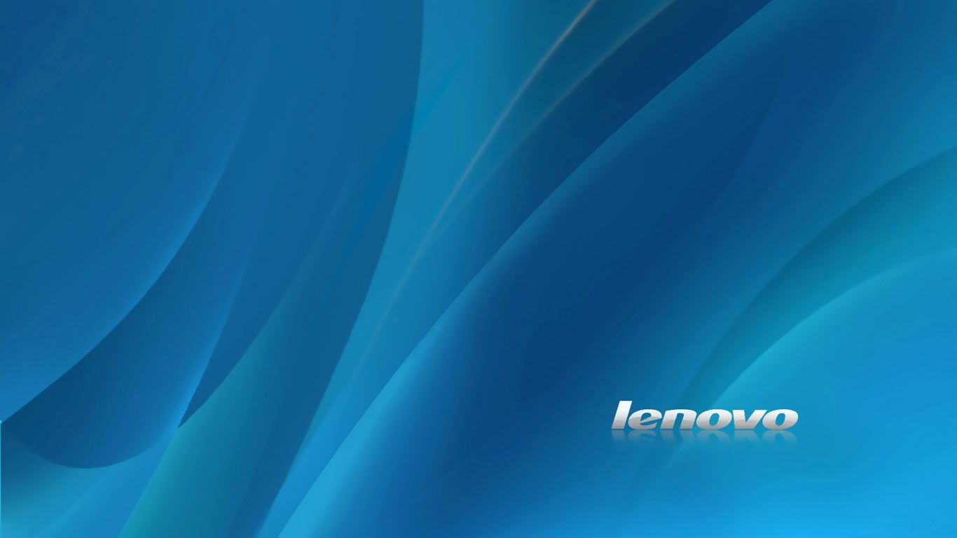 Lenovo Wallpaper 1366x768