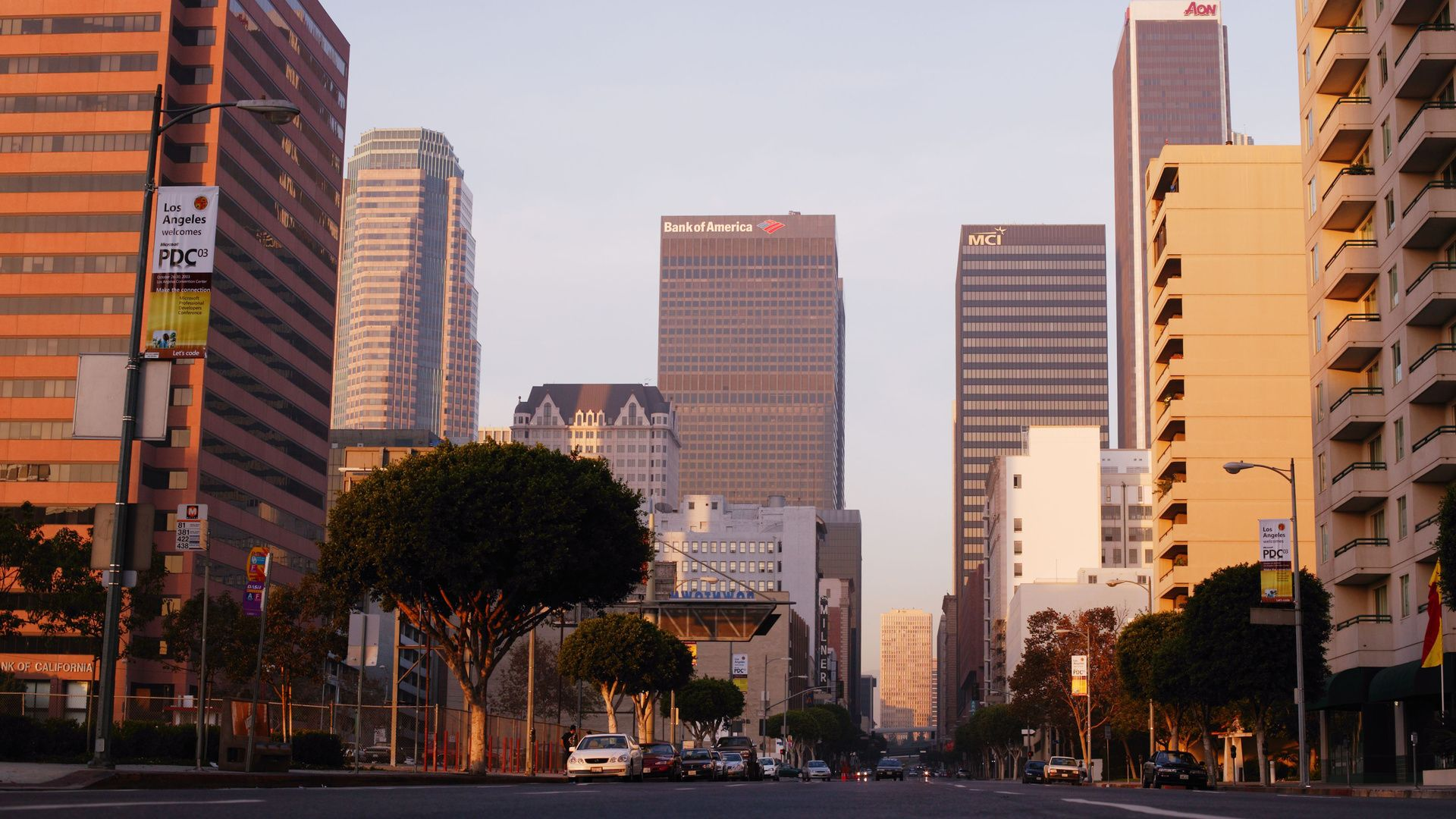 Los Angeles wallpaper download