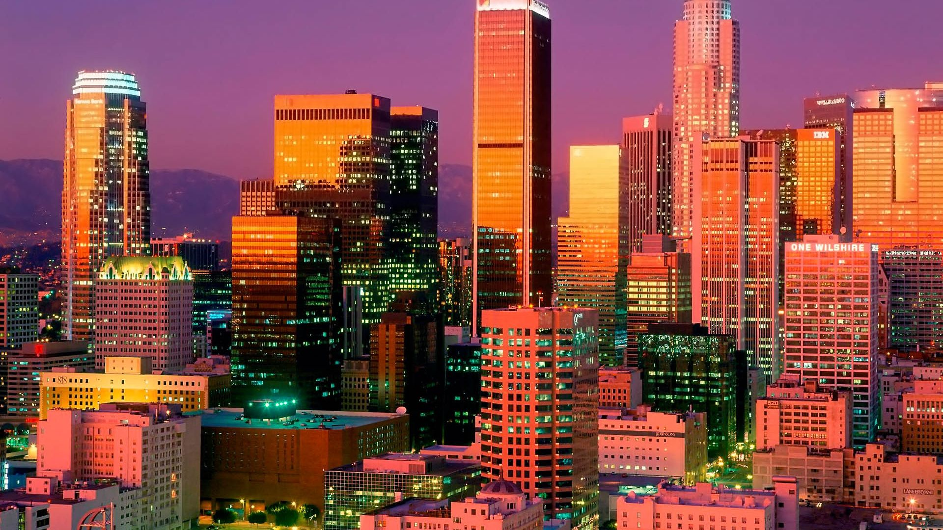 Los Angeles 1080p