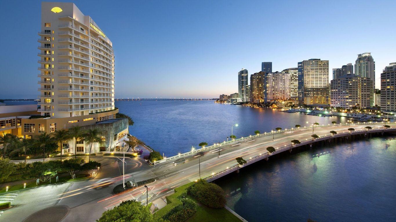 Miami desktop background free