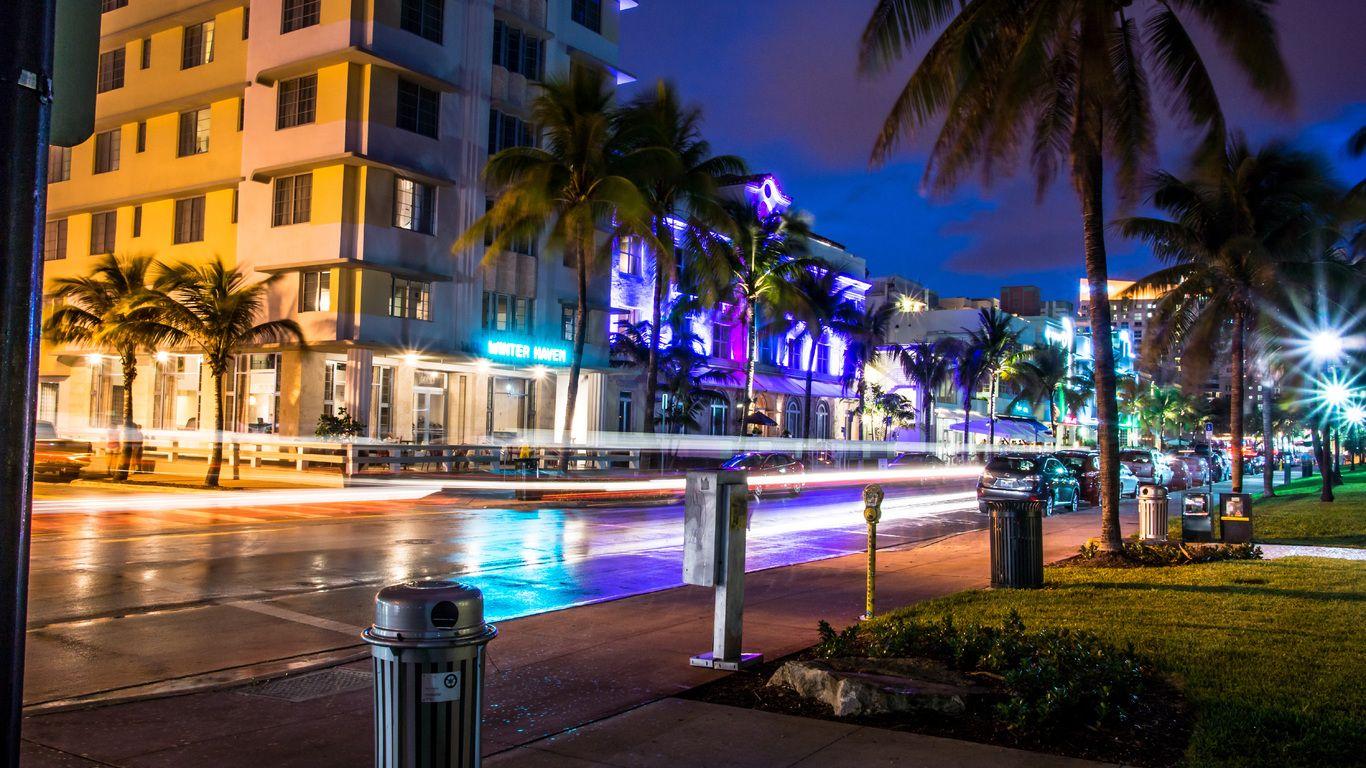 Miami wallpaper picture