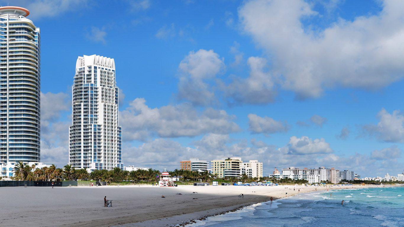 Miami free background