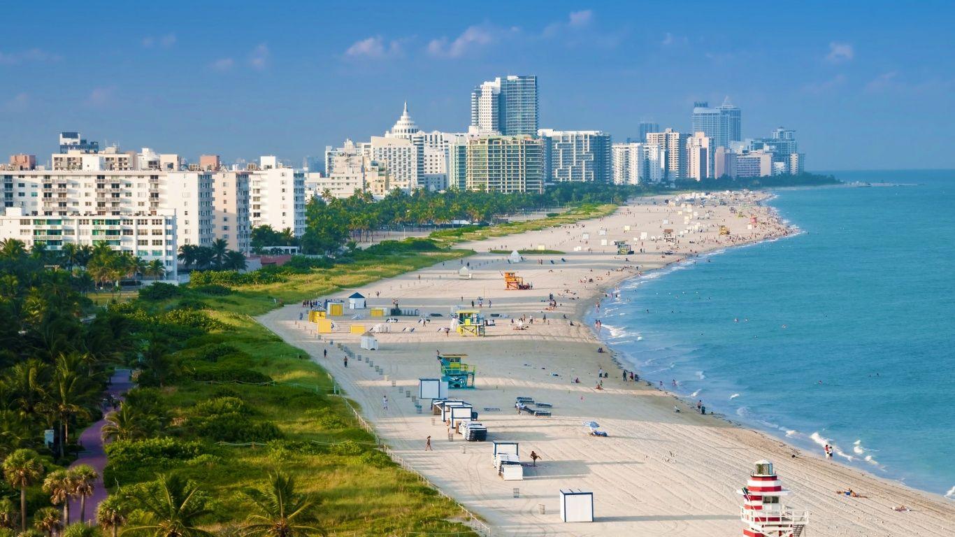 Miami desktop background hd