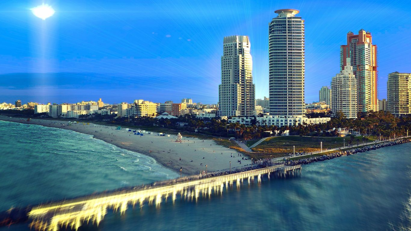Miami wallpaper 1080p