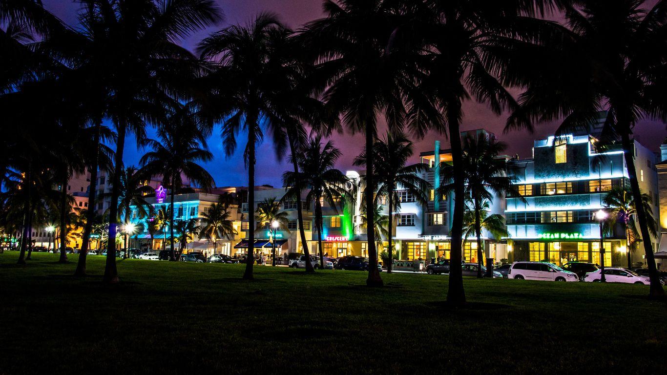 Miami wallpaper pc