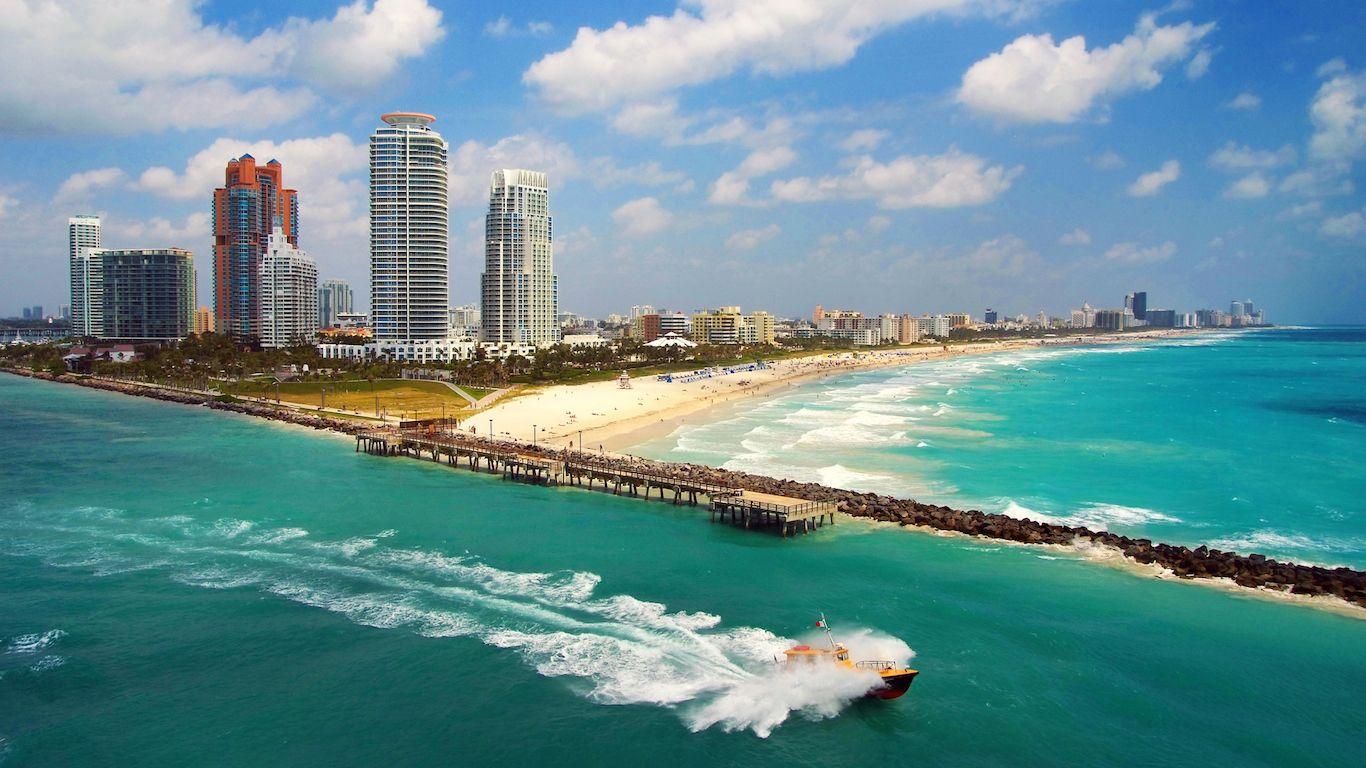Miami good background