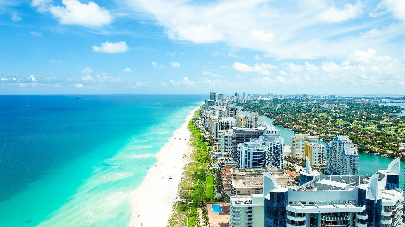Miami desktop background