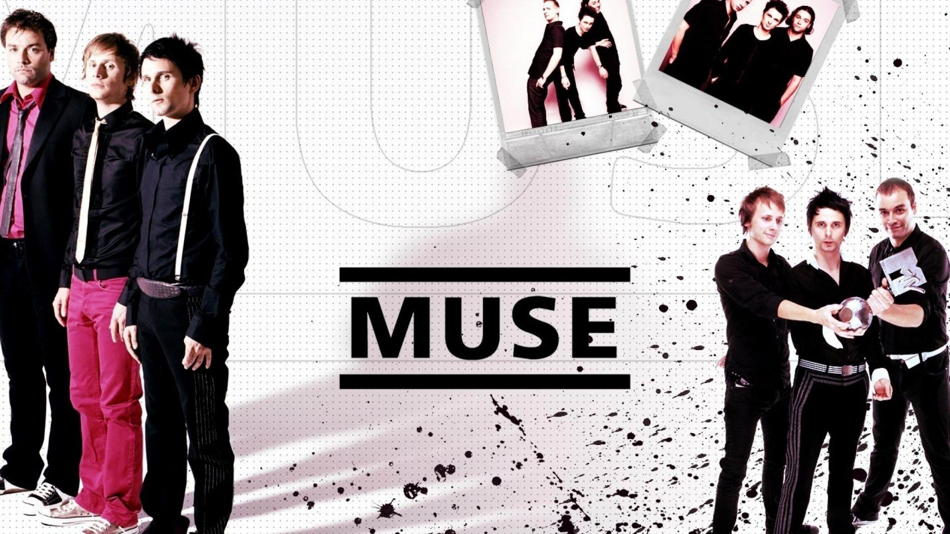 Muse laptop background wallpaper