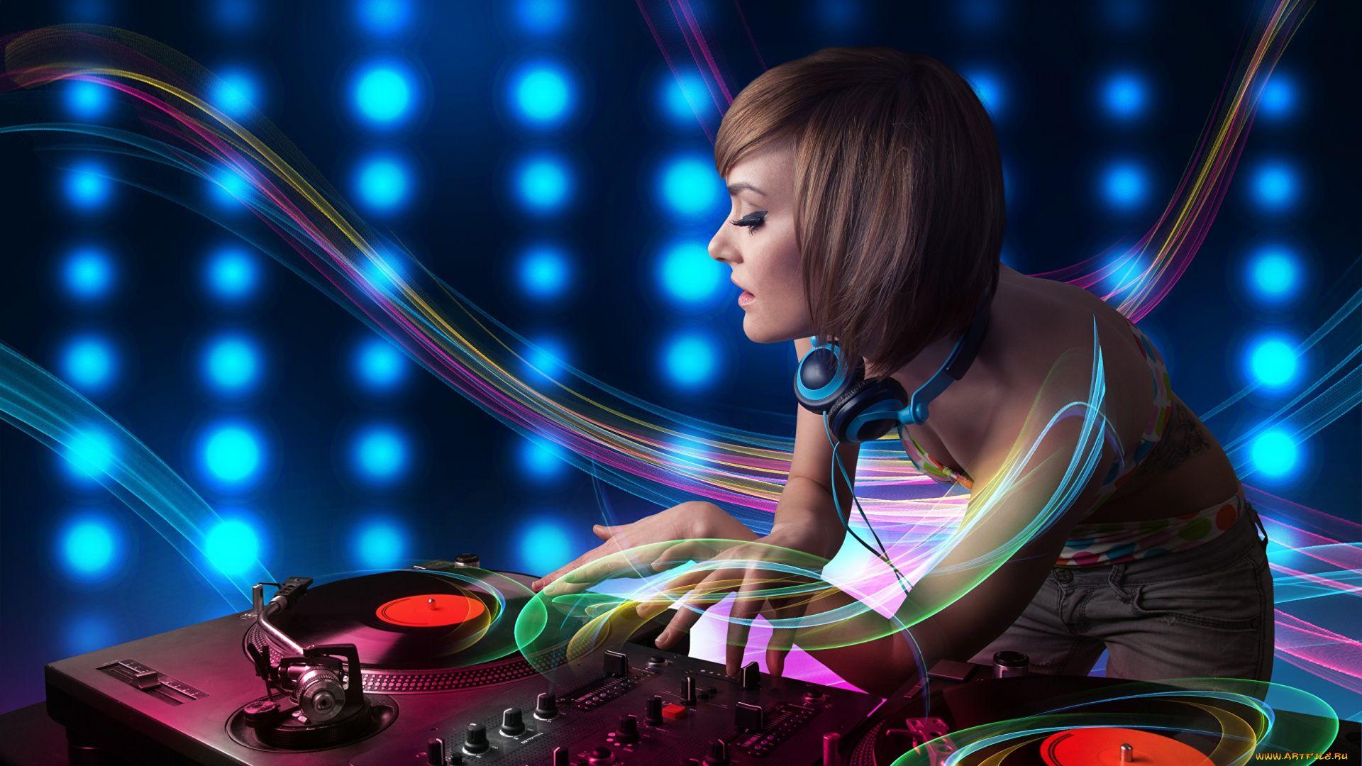 Music desktop image