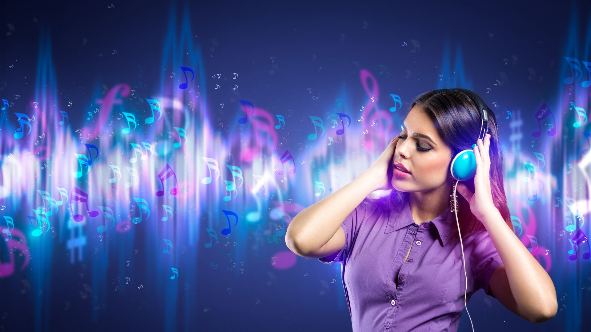 Music free picture