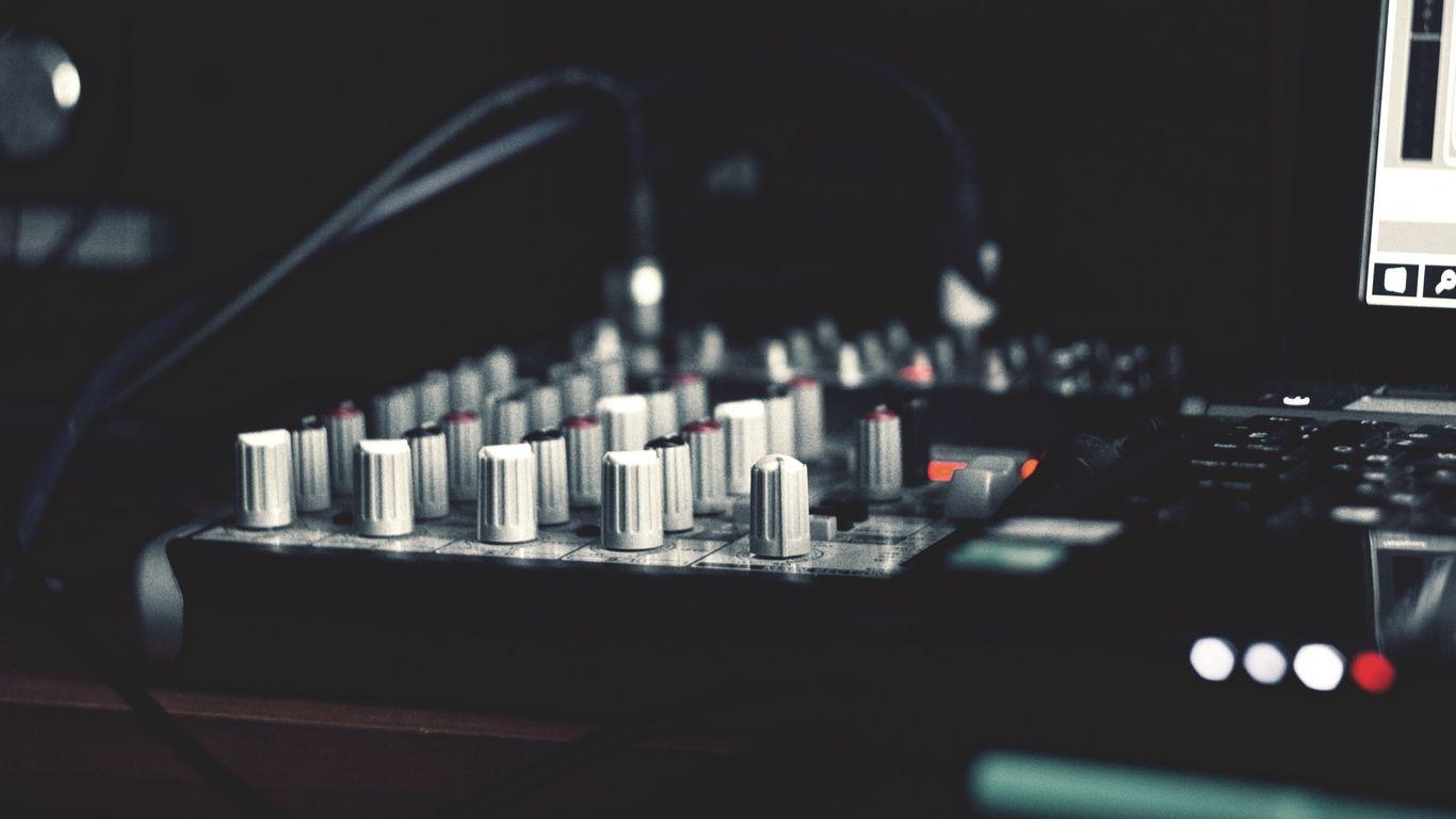 Music Laptop image