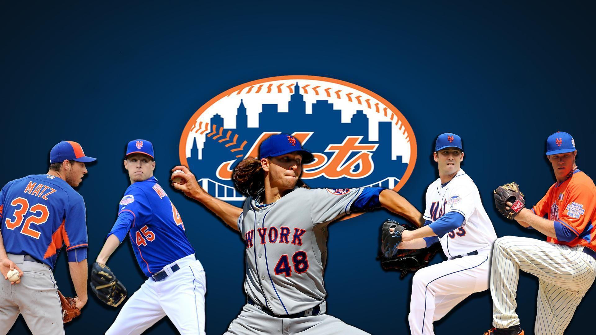 New York Mets good background