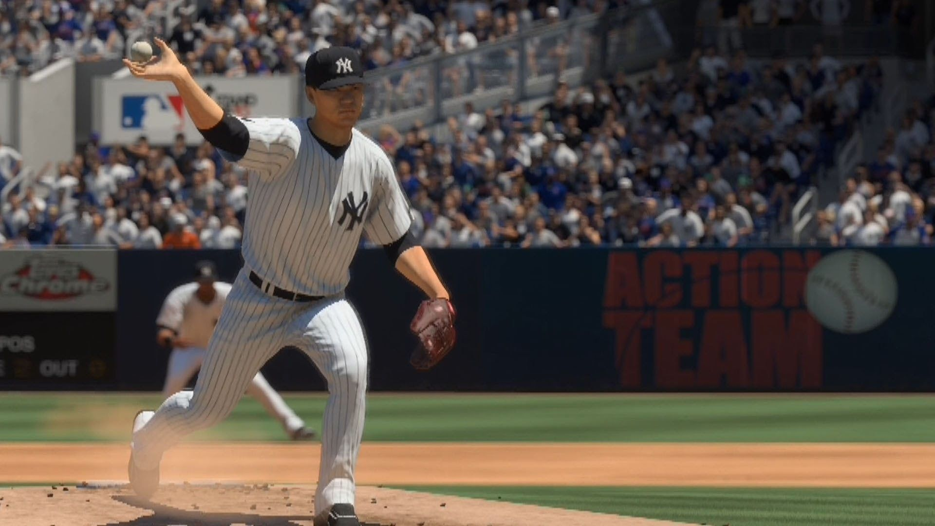 New York Mets background hd