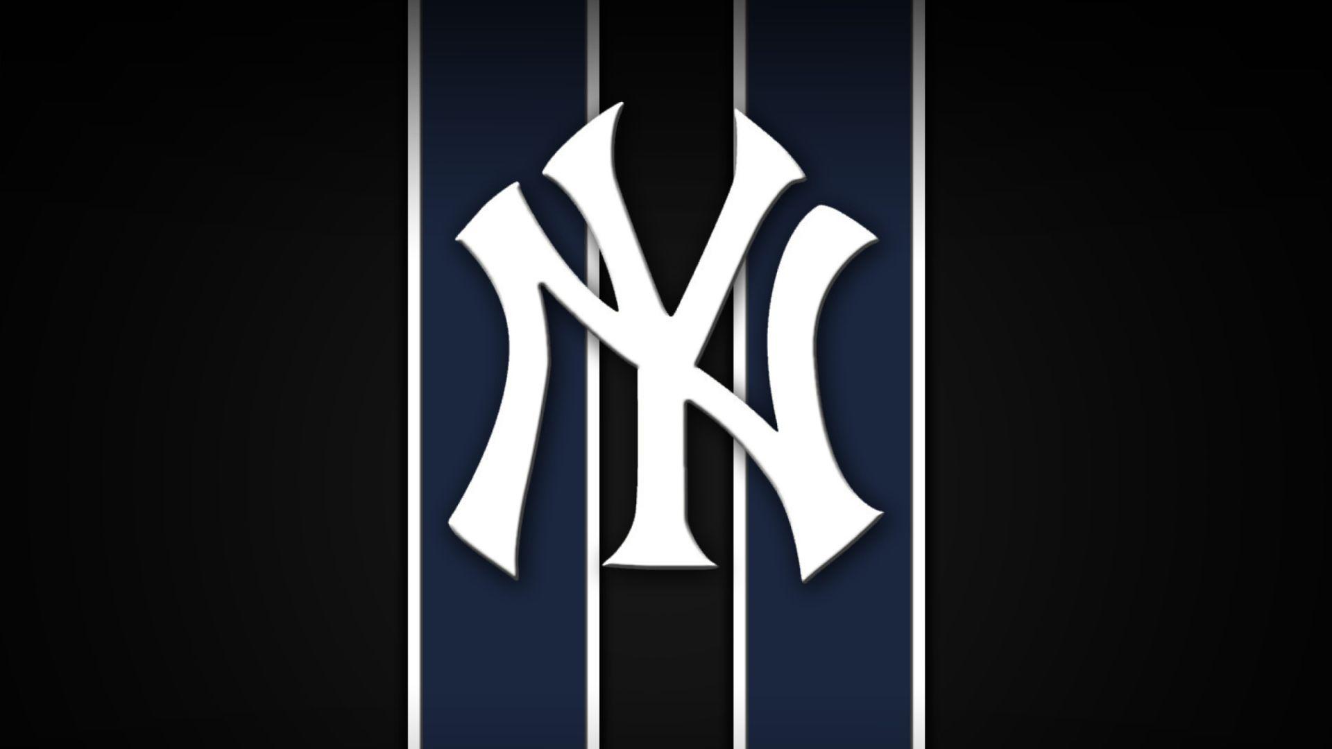 New York Yankees background computer