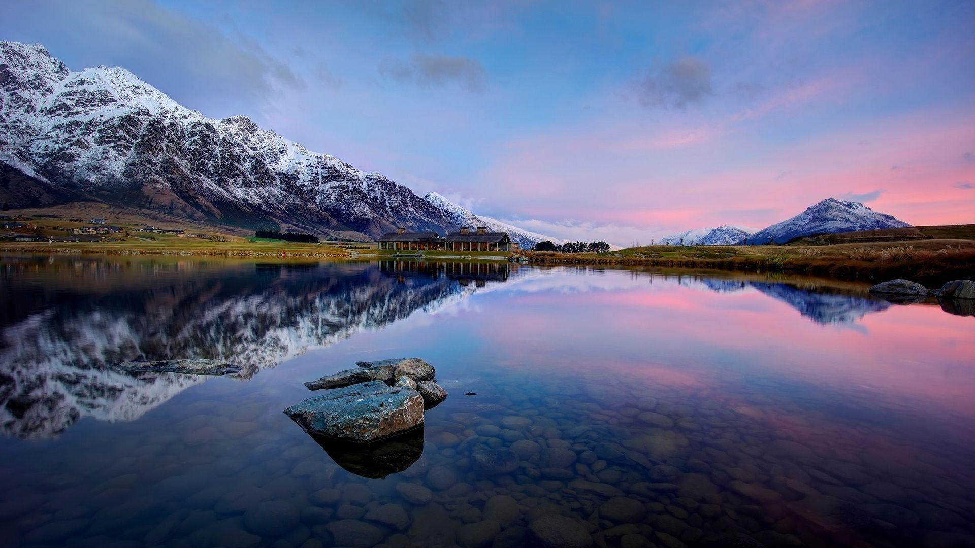 New Zealand hd image