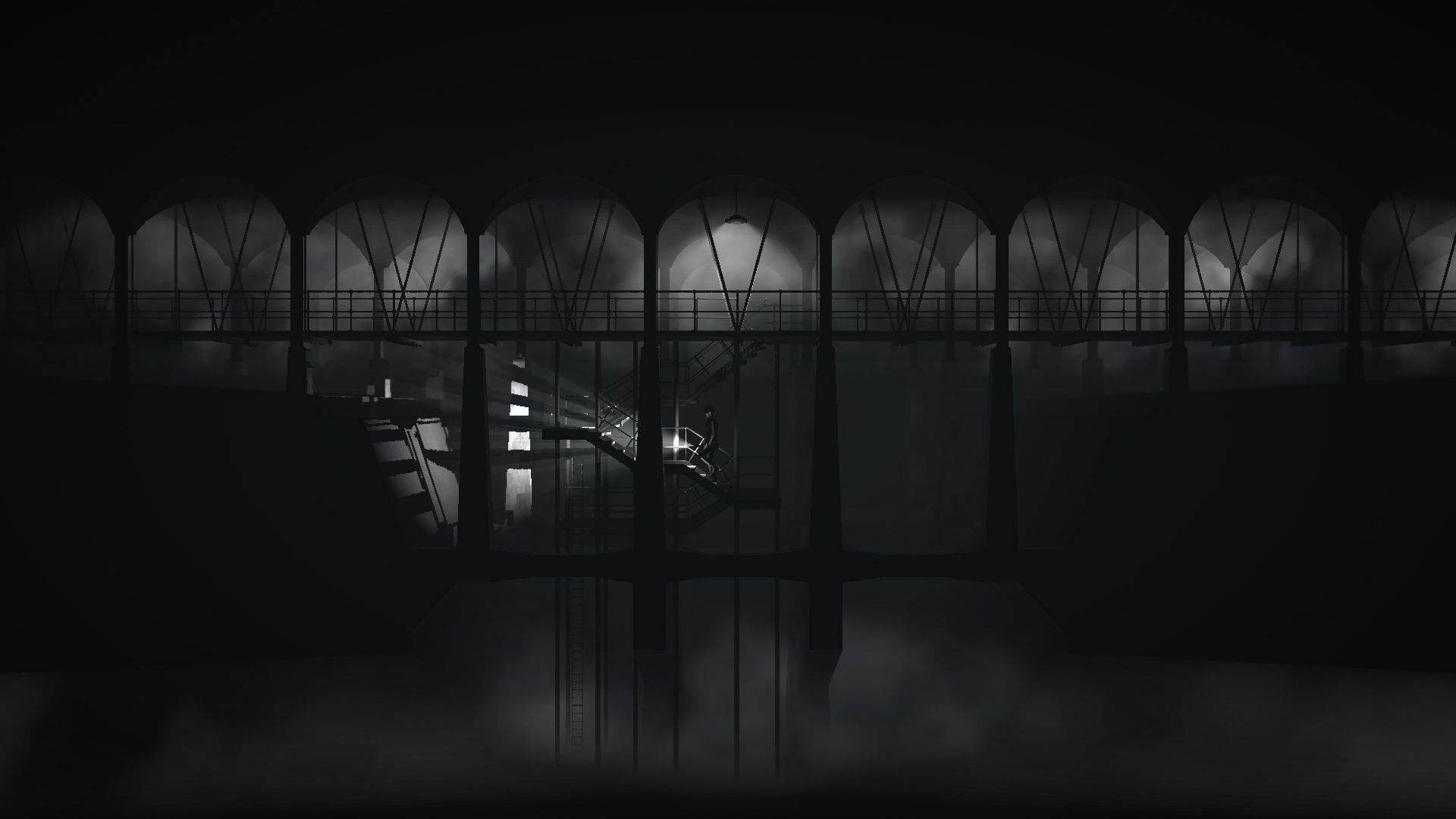 Noir desktop background