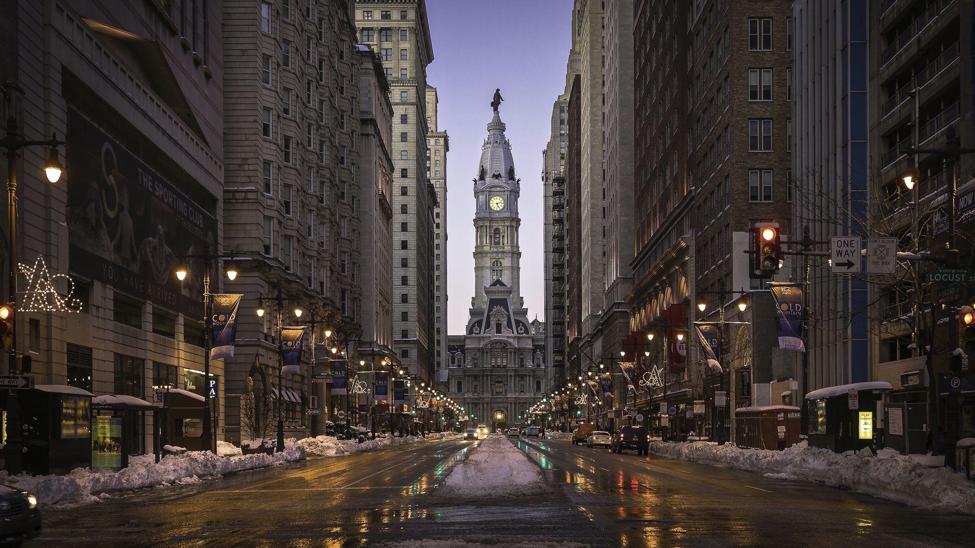 Philadelphia wallpaper