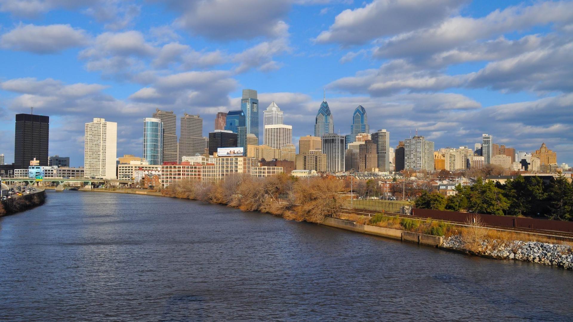 Philadelphia laptop background wallpaper