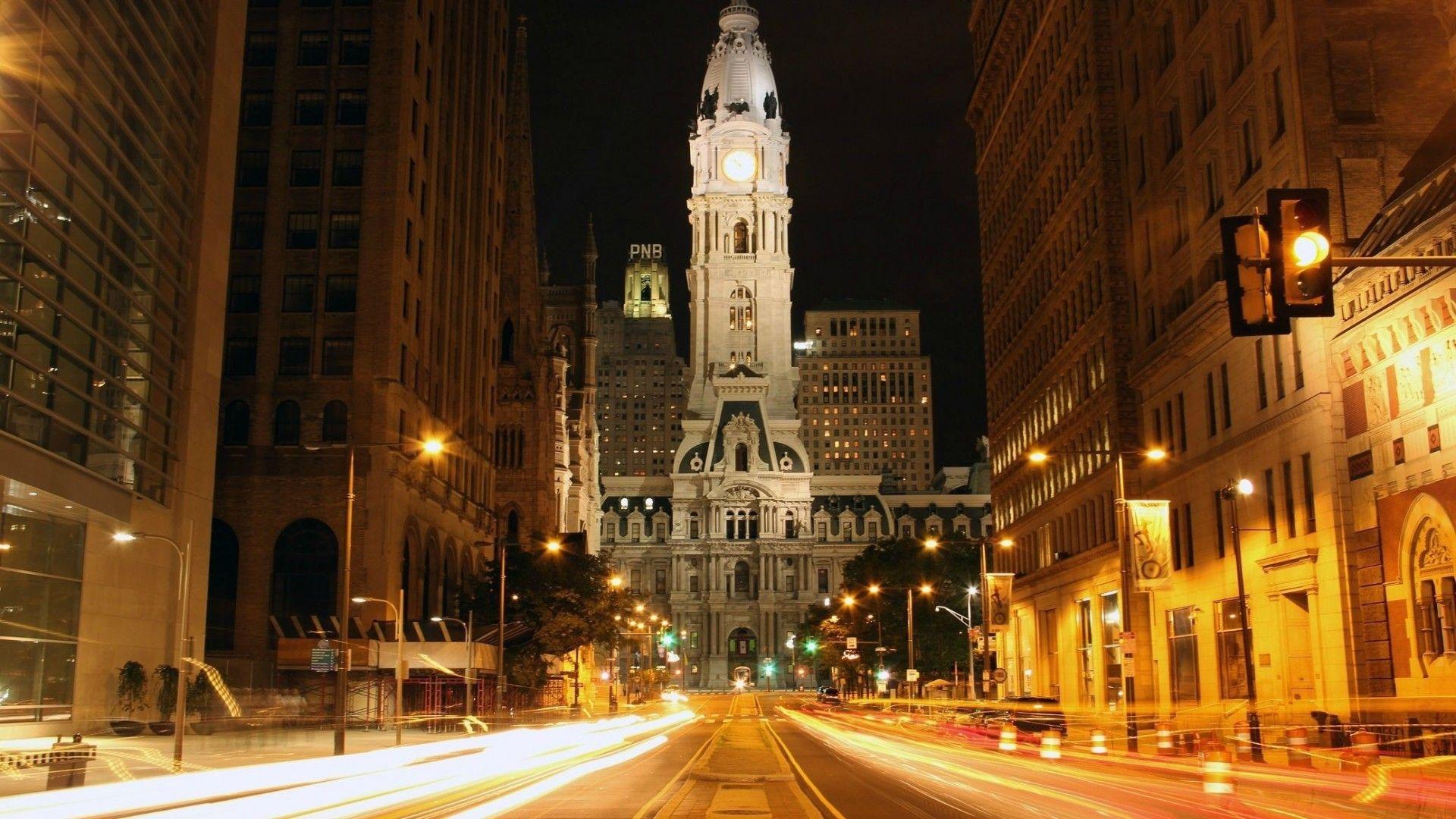 Philadelphia computer background
